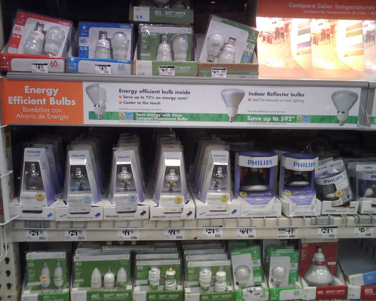 More led bulb sightings at home depot led lights at home The light bulb store